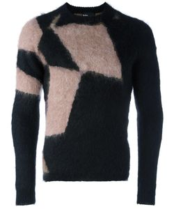 Kolor | Brushed Intarsia Jumper 5 Mohair/Wool/Alpaca
