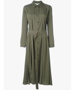 Diane Von Furstenberg | Button Up Shirt Dress 8