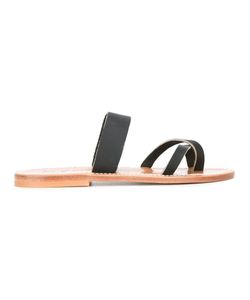 K. Jacques | Tonkin Sandals 39 Leather