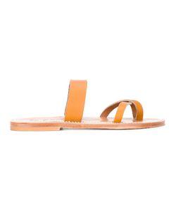 K. Jacques | Tonkin Sandals 38 Leather