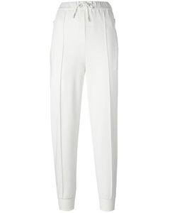 Twin-set | Tapered Cropped Trousers 44 Polyester