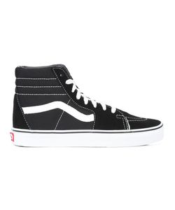 Vans | Lace-Up Hi-Tops 8.5 Suede/Canvas/Rubber