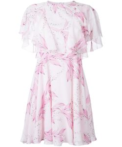 Giambattista Valli   Print Dress 40 Silk