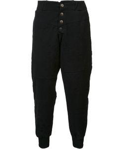 GREG LAUREN   Tent Lounge Pants 3 Cotton