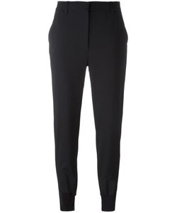 3.1 Phillip Lim | Tapered Trousers 10 Spandex/Elastane/Wool