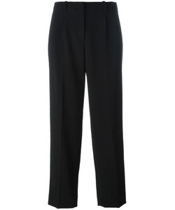 Theory | Straight Cropped Trousers 4 Triacetate/Polyester/Polyurethane