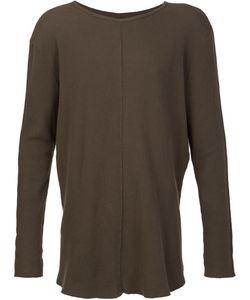 Daniel Patrick | Longsleeved T-Shirt Medium Cotton