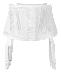 Chantal Thomass   Murmure Waspie Corset Large Polyester/Spandex/Elastane/Polyamide