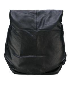 Cote & Ciel | Côte Ciel Panelled Backpack Canvas/Leather