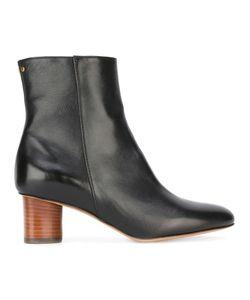 Jerome Dreyfuss | Jérôme Dreyfuss Pat Boots 37 Leather