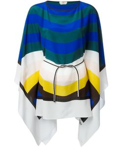 Fendi | Waves Kaftan Silk