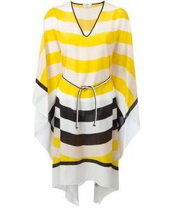 Fendi | Waves Kaftan Dress Silk