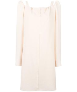 See By Chloe | See By Chloé Cut Out Shoulder Dress 40
