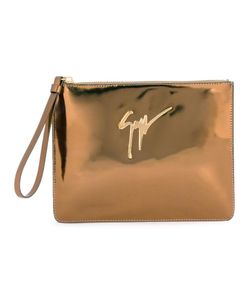 Giuseppe Zanotti Design   Clutch Leather