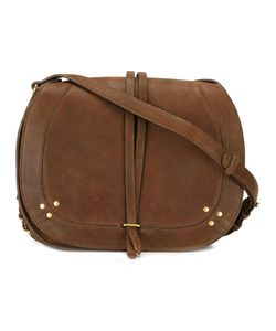 Jerome Dreyfuss | Jérôme Dreyfuss Nestor Crossbody Bag Leather/Cotton