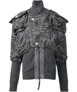 Vivienne Westwood Anglomania | Mini Clint Eastwood Bomber Jacket Medium