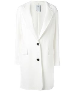 DKNY | Long Blazer Small Polyester/Cotton/Nylon/Spandex/Elastane