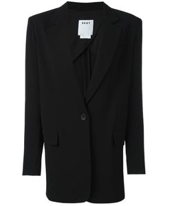 DKNY | Oversized Blazer 6 Polyester/Triacetate