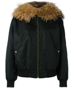 MR & MRS Italy | Fur Collar Bomber Jacket Xs