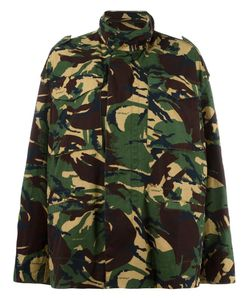 OFF-WHITE | Camouflage Print Jacket Xs Polyester/Cotton