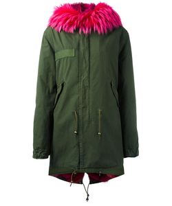 MR & MRS Italy | Fur Lined Parka Small