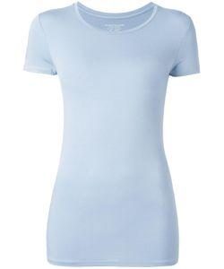 MAJESTIC FILATURES | Round Neck T-Shirt 1 Spandex/Elastane/Viscose