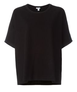 James Perse | Loose Fit T-Shirt 2 Lyocell/Cotton/Polyamide/Polyurethane