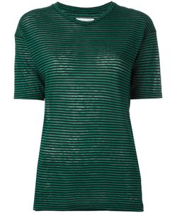 Isabel Marant Étoile | Striped T-Shirt Xs Linen/Flax/Cotton