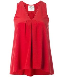 Forte Forte | Pleated Detail Sleeveless Blouse I Silk