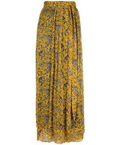 Isabel Marant Étoile | Chiffon Skirt 36 Silk/Viscose