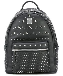 MCM | Stark Small Backpack Leather