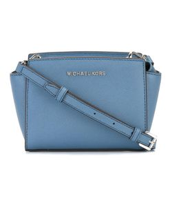 Michael Michael Kors | Mini Selma Messenger Bag Leather