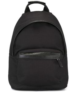 Ami Alexandre Mattiussi | Zip Backpack Leather/Polyester