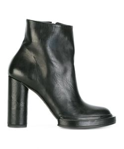 THE LAST CONSPIRACY | Platform Boots 40 Leather/Horse Leather