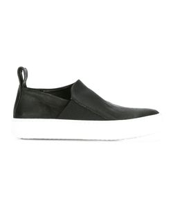 THE LAST CONSPIRACY | Slip-On Sneakers 39 Horse Leather/Leather/Rubber