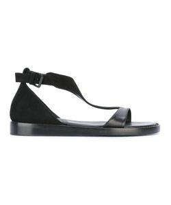 Ann Demeulemeester | Ankle Strap Sandals 38 Leather