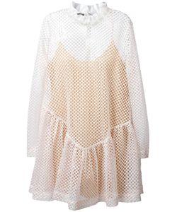 JOURDEN | Fishnet Dress 36 Polyester