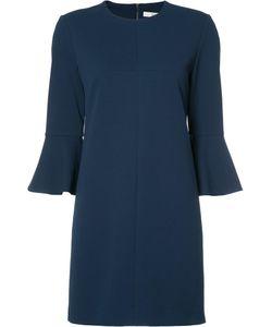 Tibi | Flared Thee-Quarters Sleeve Dress 4 Polyester/Spandex/Elastane