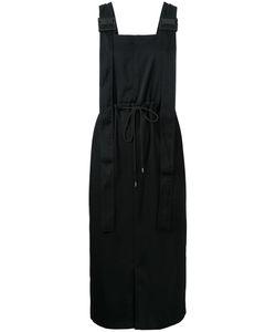 G.V.G.V.   Twill Utility Pinafore Dress 36 Polyester/Triacetate