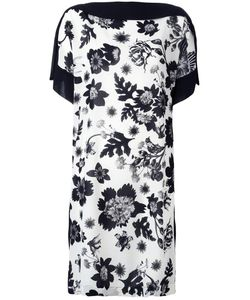 Antonio Marras | Print Shift Dress 40 Polyester