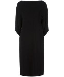 Jil Sander | Cha Cha Cha Dress 36 Silk/Viscose/Spandex/Elastane