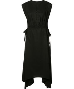 Derek Lam | Drawstring Dress 46 Cotton/Spandex/Elastane