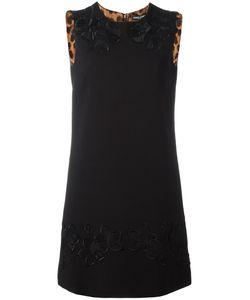 Dolce & Gabbana | Embroidered Shift Dress 44