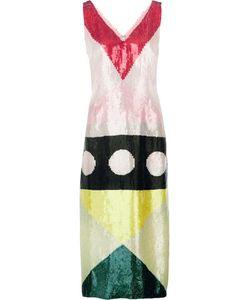 NOVIS | Pixley Sequin Dress 4 Silk/Sequin