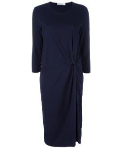 Jil Sander | Knot Detail Dress 36 Cotton