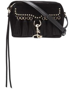 Rebecca Minkoff | -Tassel Crossbody Bag Suede/Leather