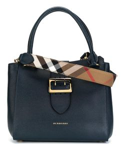 Burberry | Buckled Closure Shoulder Bag Calf Leather