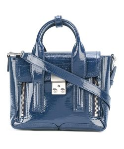 3.1 Phillip Lim | Mini Pashli Satchel Leather/Metal