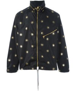 PALM ANGELS | Stars Studded Jacket Medium Polyamide/Polyurethane