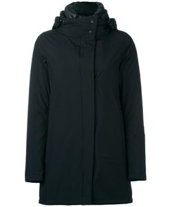 Herno | Padded Zipped Coat 38 Polyamide/Polyester/Fluoropolymer/Feather Down